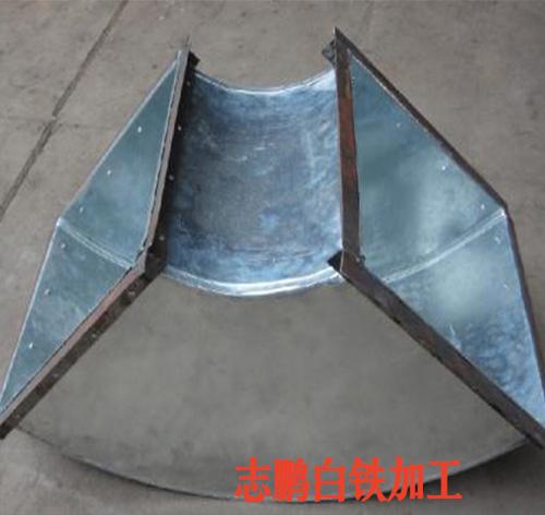 白鐵加工通風設備的材料組成及相關特性