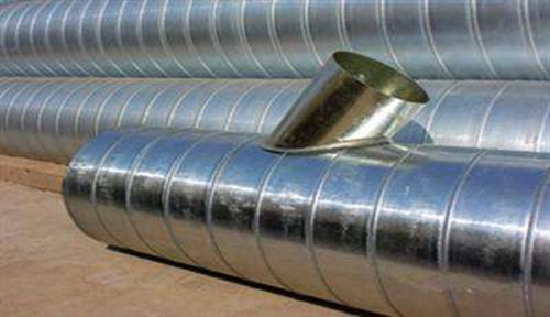 通風管道的介紹及不同種類的不同用途