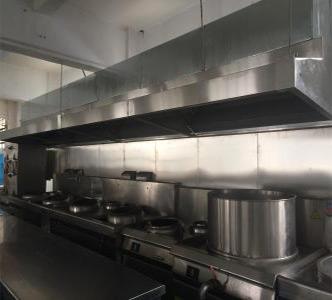 天津廚房油煙淨化器